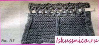 Резинки для вязания юбок 900
