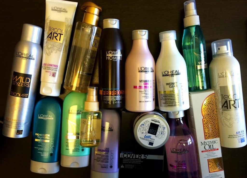 Где купить профессиональной косметику для волос форум где купить косметику в химках